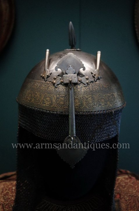 Hermitage Collection. St. Petersburg  Oriental Arms and Armor