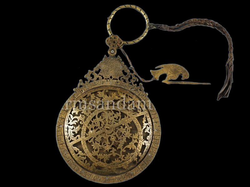 18th C. Mughal North Indian Astrolabe